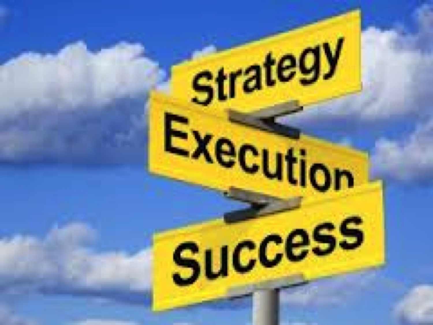 strategy - execution - success
